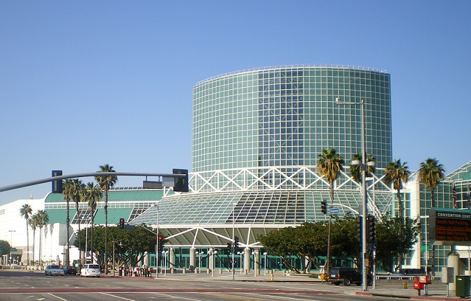 Pusat Konvensi Los Angeles Entuk Rekertifikasi Emas LEED
