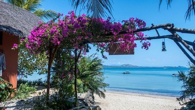 Madagaskara Nosy Be atkal tiek atvērta starptautiskiem ceļojumiem