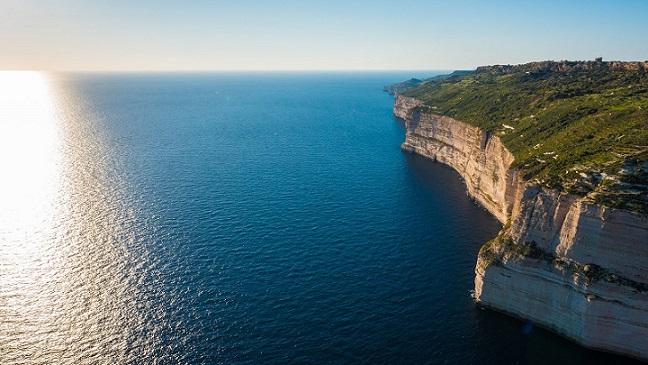 """Gozo também conhecida como a Ilha """"Eco"""""""