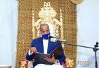 Boy King prydede fejringen af verdens turismedag