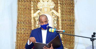 پسر پادشاه جشن های روز جهانی جهانگردی را اهدا کرد