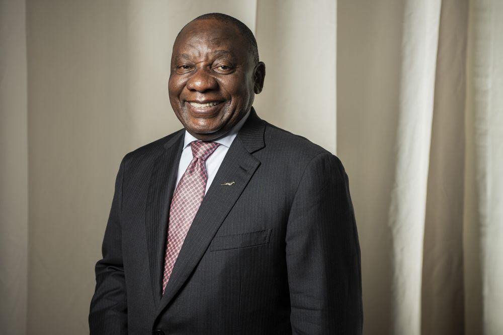 Оновлення президента Південної Африки Рамафоси про COVID0-19