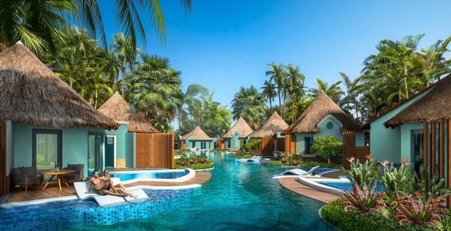 Sandals Resorts South Coast Unveils New Design Plans