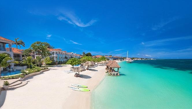 Sandals Resorts: Vi er tilbage!