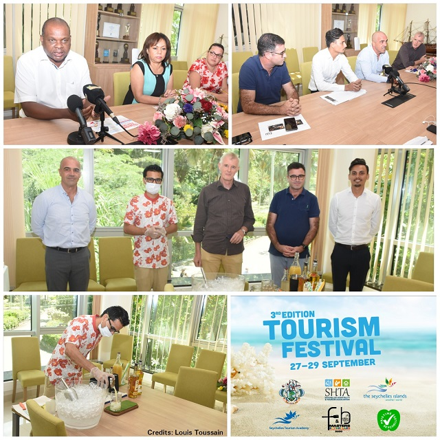 Seychelles Third Tourism Festival to be celebrated this September 2020