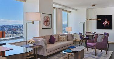 セントレジスサンフランシスコがフォーブストラベルガイドの2021スターアワードでXNUMXつ星ホテルに選ばれました