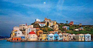 観光客は逃げるが、このギリシャの島のCOVID-19だけではない