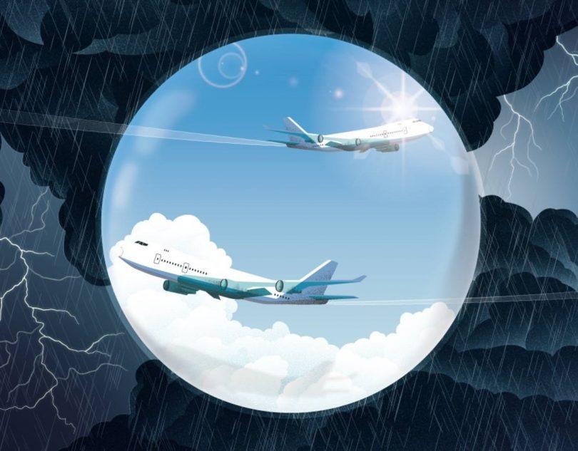 Hongkong a Singapur vytvářejí bublinu pro leteckou dopravu bez karantény