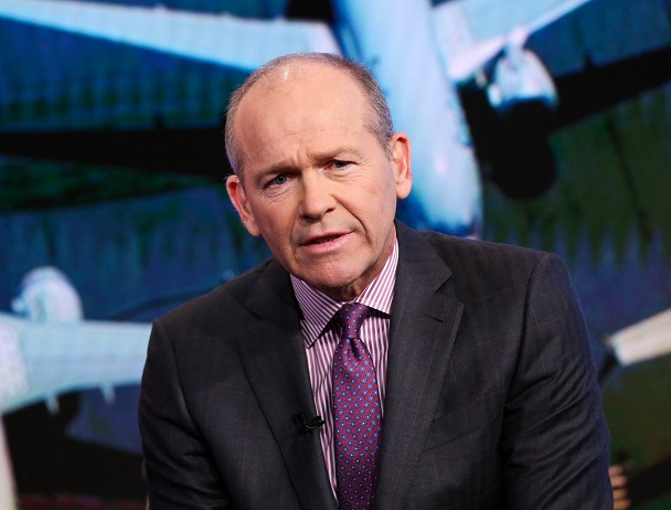 Boeing CEO announces expanded Executive Council