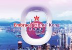 "Hong Kong Airlines kündigt Embrace ""Home"" Kong Flug an"