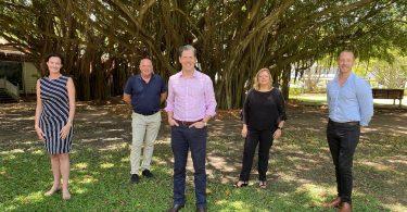 Tourism Tropical North Queensland از مدیران جدید استقبال می کند
