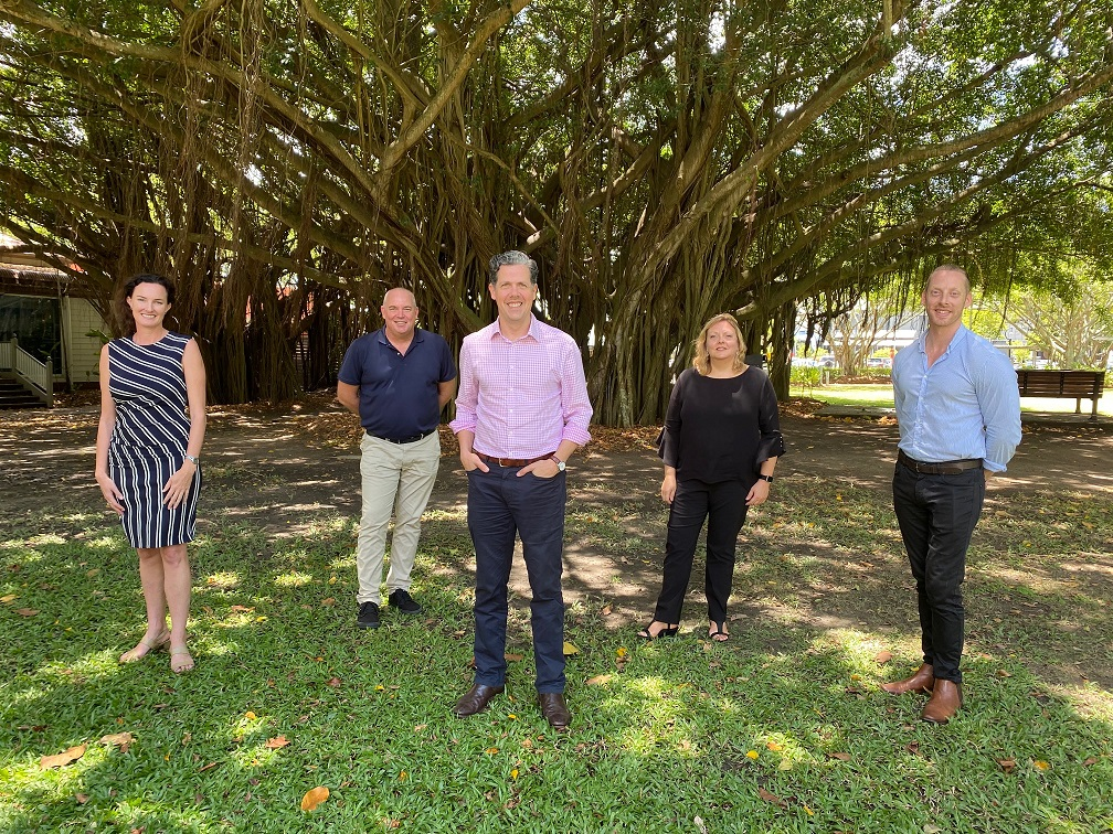 Tourism Tropical North Queensland welcomes new Directors