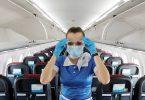 IATA. ԱՄՆ զինված ուժերը հաստատում են թռիչքում COVID-19 բռնելու ցածր ռիսկը