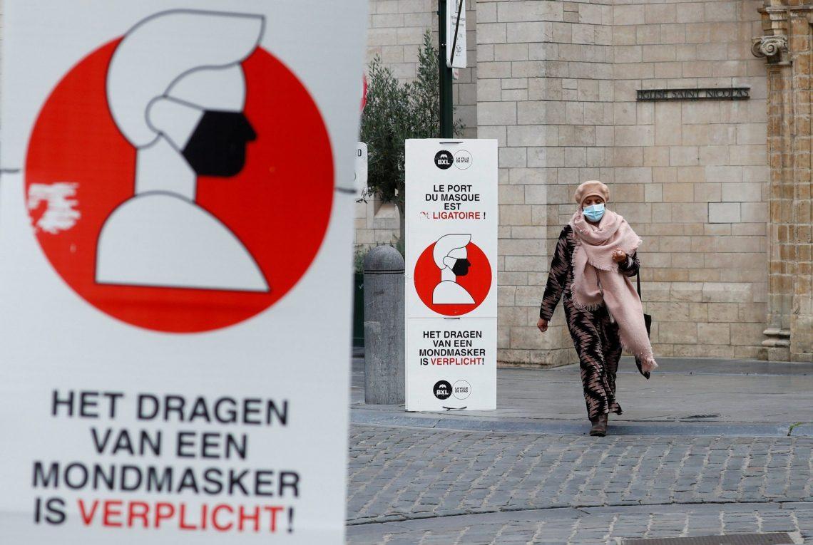 Lockdown: Belgium mengenakan semula perintah berkurung COVID-19