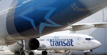 Nye fyringer hos Air Transat
