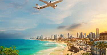 Etihad makes history with first passenger flight from GCC to Israel