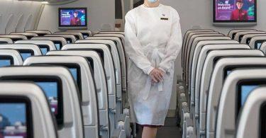 カタール航空:乗客の99.988%がCOVID-19フリー