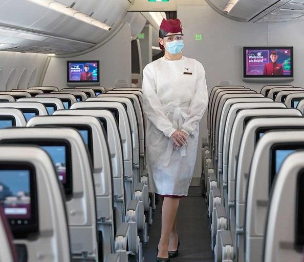 Qatar Airways: 99.988% cestujících bez COVID-19