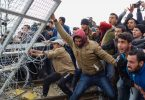 A Grecia custruisce un muru à a fruntiera turca per alluntanà l'invasione di i migranti