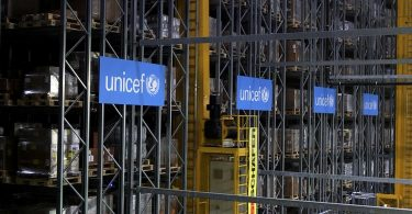 UNICEF to stockpile over half a billion syringes of COVID-19 vaccine by year's end