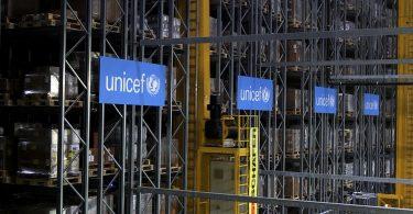UNICEF ho bokella li-syringe tse fetang halofo ea limilione tse likete tsa ente ea COVID-19 mafelong a selemo