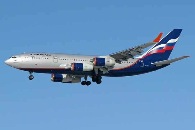 Aeroflot retoma voos Moscou-Tóquio