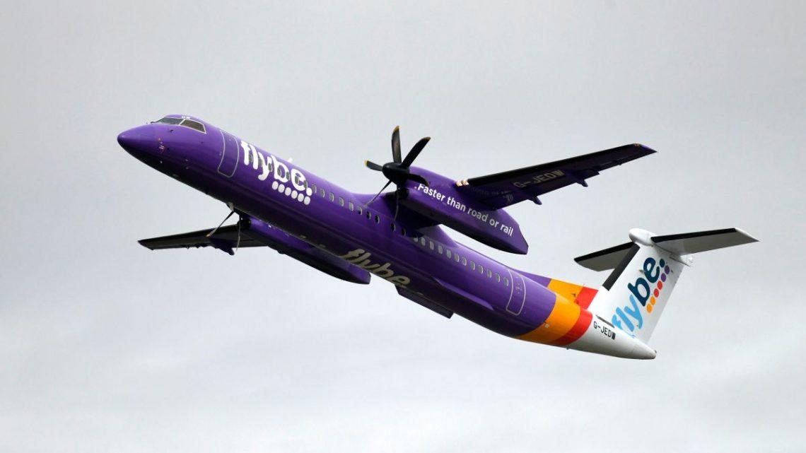 2021 он гэхэд Flybe дахин нисч магадгүй юм