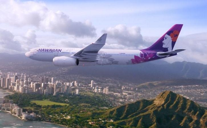 ハワイアン航空がボストンとニューヨークの旅行者を歓迎します