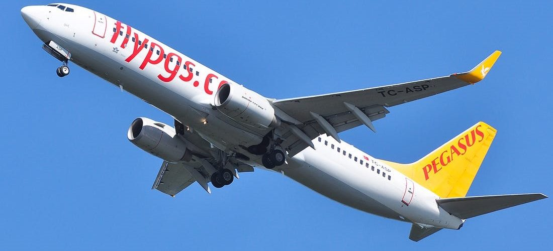 پیگاسس ایئرلائن نے ماسکو کی نئی پرواز - انٹالیا کا آغاز کیا