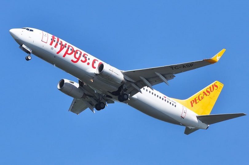 Pegasus Airlines launches new Antalya – Moscow flight
