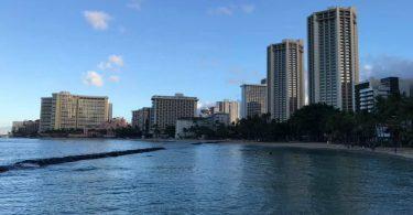 ハワイのホテルは、収益と稼働率の大幅な低下を報告しています