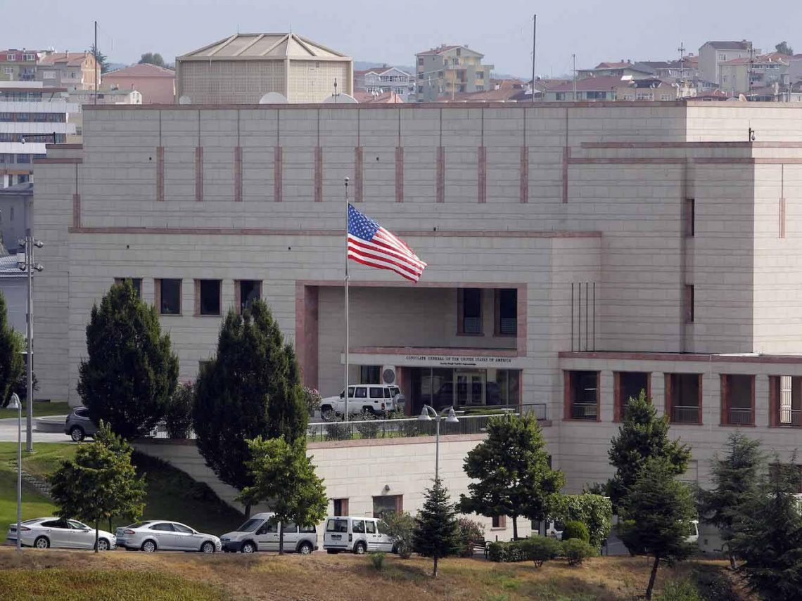 Amerikanske reisende advarte om mulige terrorangrep i Tyrkia