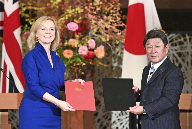 برطانیہ اور جاپان کے درمیان بریکسٹ کے بعد آزادانہ تجارت کا معاہدہ