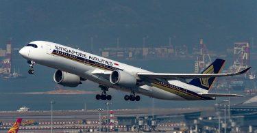 シンガポール航空がニューヨークのJFKへの世界最長のフライトを再開