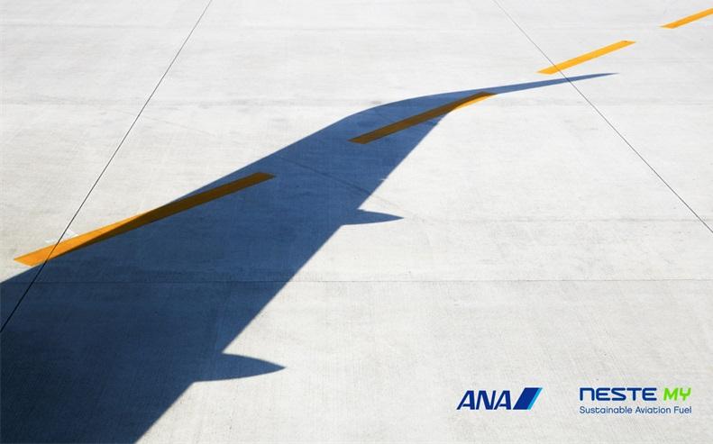 تهدف All Nippon Airways إلى أن تصبح أول شركة طيران تعمل بالوقود المستدام في آسيا