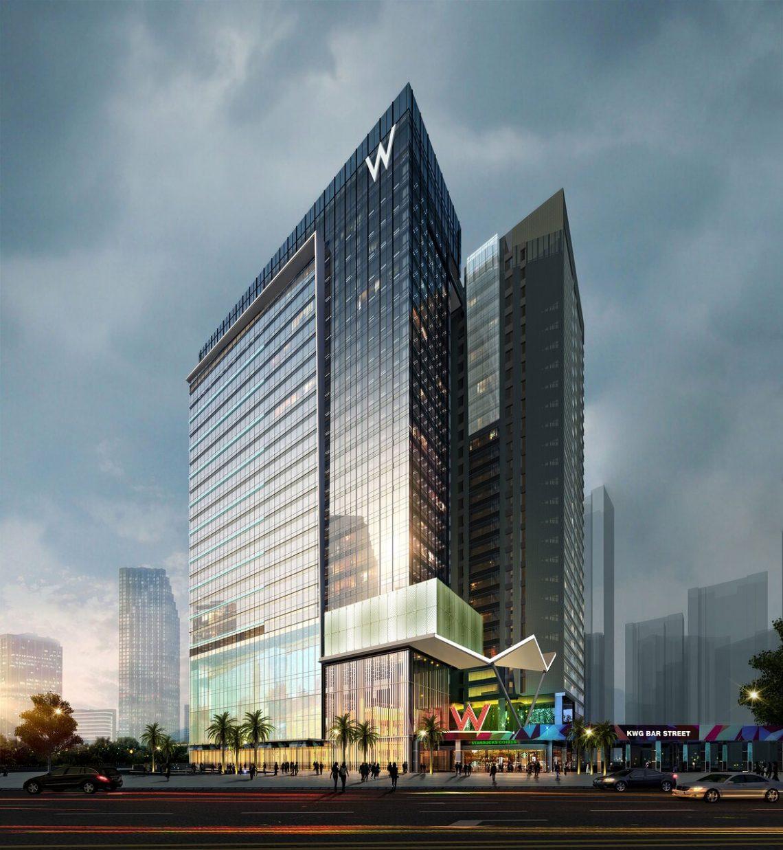 W Hotels estreia no sudoeste da China com W Chengdu