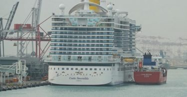 Costa Cruises dokončuje první italskou operaci zásobování výletními loděmi LNG