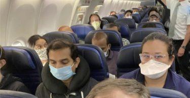 ハーバードの研究:飛行は買い物や外食よりもCOVID-19のリスクが低い