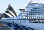 Princess Cruises extends pause of operations in Australia