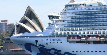 Ntxhais fuabtais Cruises ncua sijhawm ua haujlwm hauv Australia