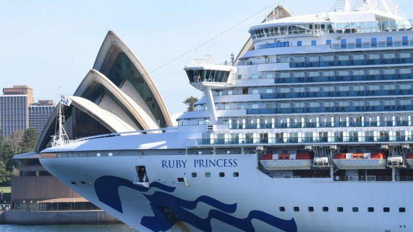Princess Cruises prodlužuje pozastavení operací v Austrálii