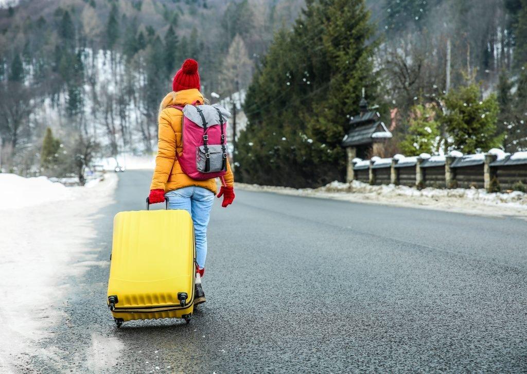 近一半的美国人正在计划冬季旅行