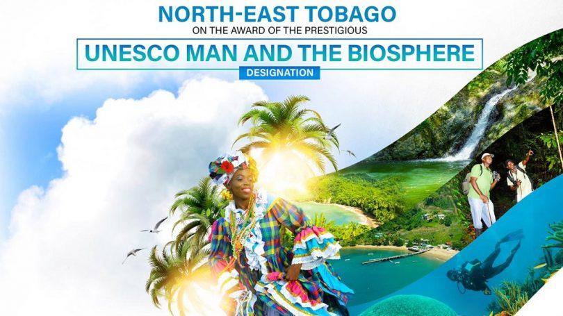 Tobago využívá označení UNESCO k podpoře rozvoje cestovního ruchu