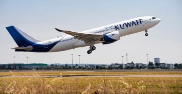 Kuwait Airways nimt levering fan har earste twa Airbus A330neos