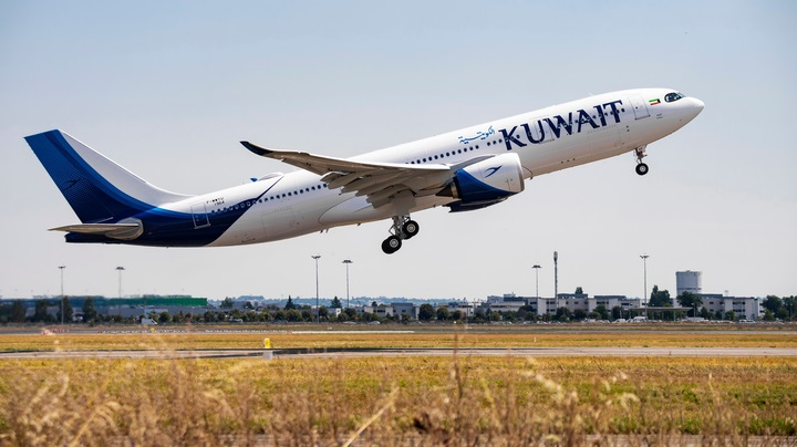 Kuwait Airways übernimmt die ersten beiden Airbus A330neos