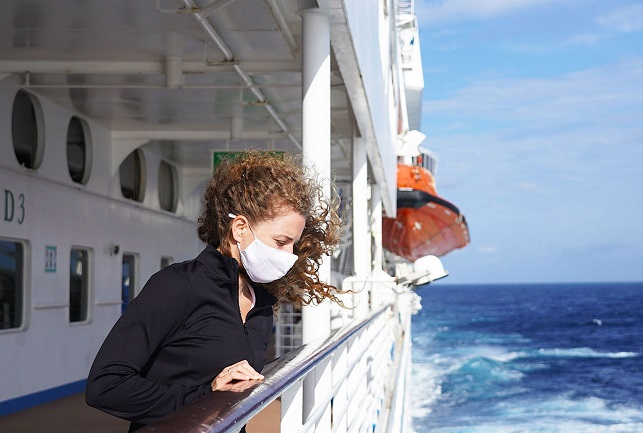 CDC issues framework for resuming safe cruise ship operations