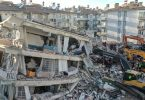 Powerful aftershock follows deadly Turkey earthquake