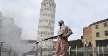 """Totale Sperrung: Italien nähert sich """"Szenario 4"""""""