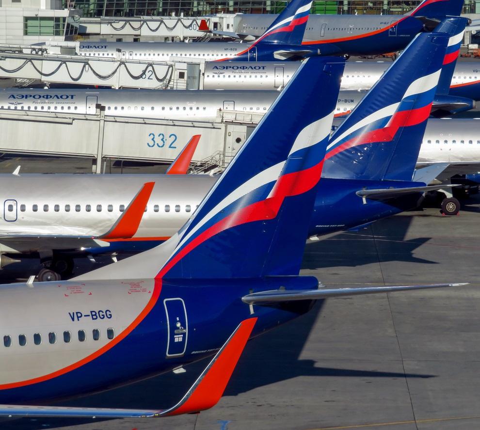 Companhias aéreas russas recebem permissão para voar para 24 países
