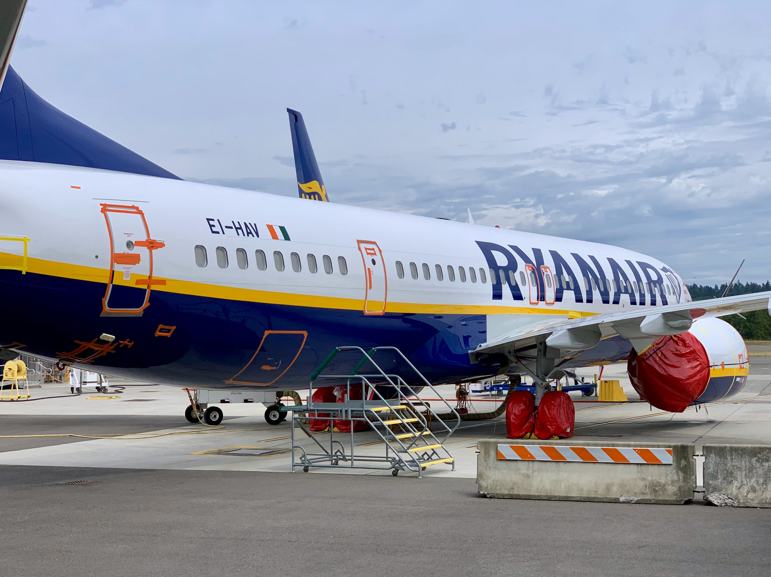 Ryanair hopes Boeing's troubled 737 MAX jet returns to service next month